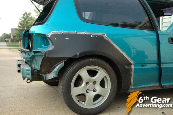 Civic Eg View Topic Fixing Your Honda Rust