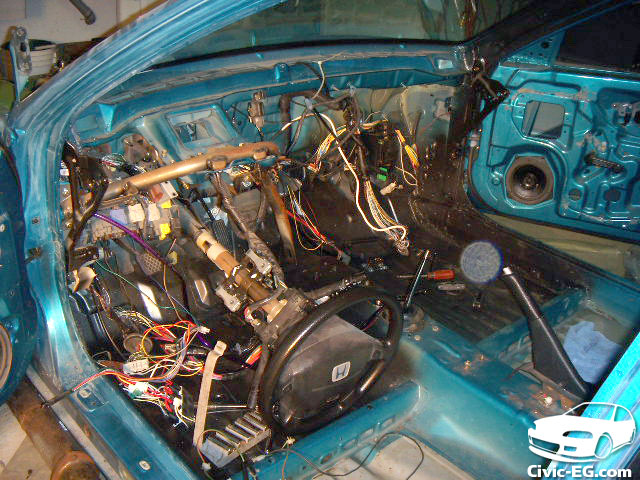 civic eg view topic engine bay wire tuck it looks overwhelming but it s really not if you have been doing your own wire tuck you re familiar pretty much all the wires harnesses by now